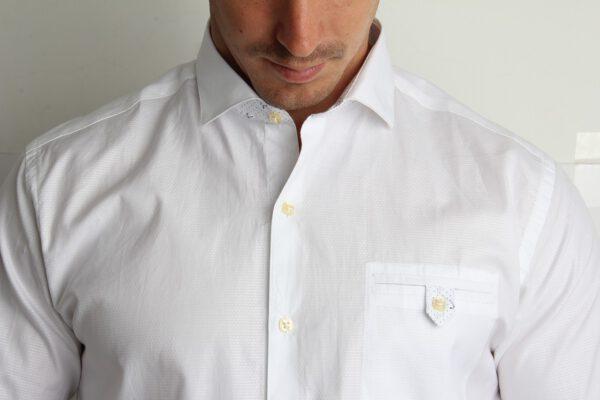 Wat is een slim fit overhemd?
